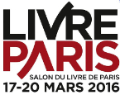 Salon du livre de Paris, 17-20 mars 2016